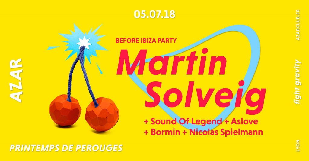 Martin Solveig + Guests