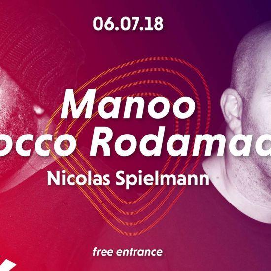 Manoo & Rocco