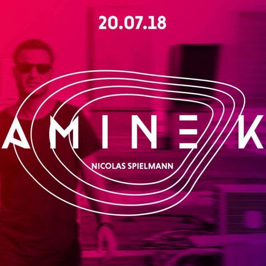 Amine K