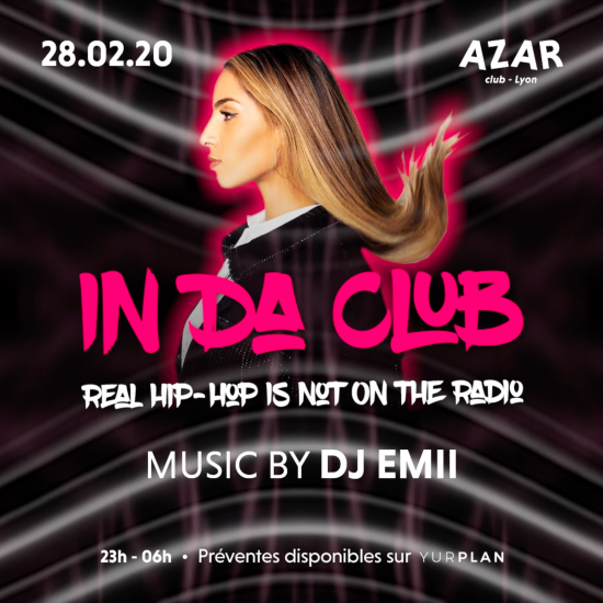 In Da Club // Dj Emii