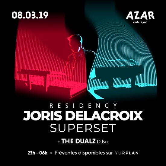 Joris Delacroix Superset, The Dualz