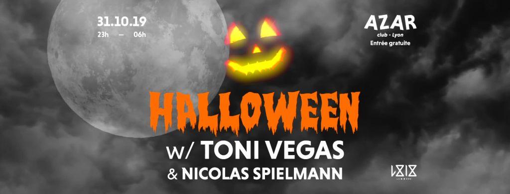 Halloween Freaky Night