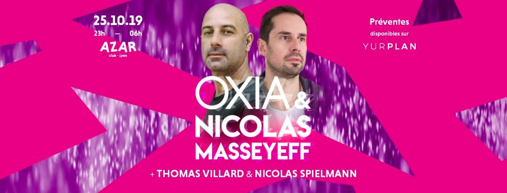 Oxia & Nicolas Masseyeff