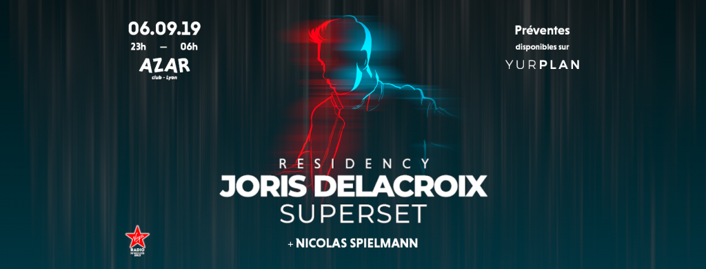 Joris Delacroix Superset