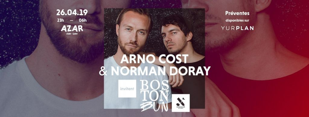 Arno Cost & Norman Doray – Boston Bun