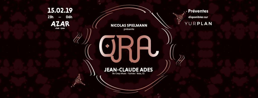 Nicolas Spielmann présente Ora