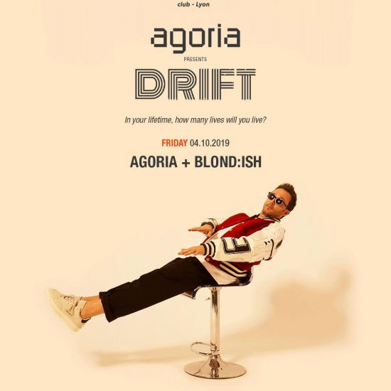 Agoria presents DRIFT w/ Blond:ish